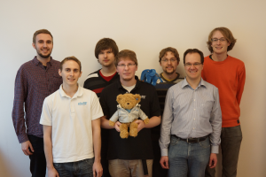 Sunday group picture of phpbb.com and phpbb.de team members